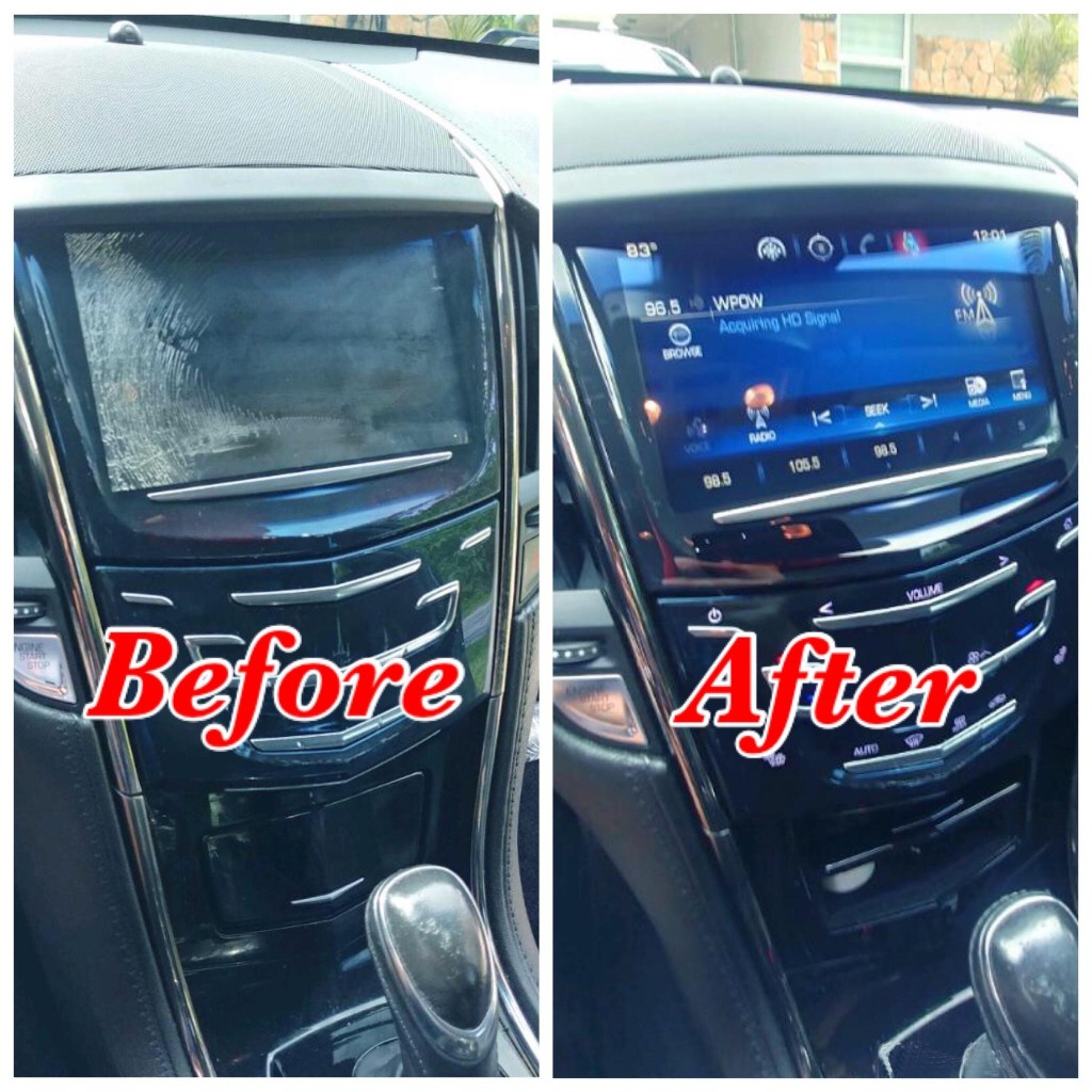 Call Miami Speedometer to get your non-responsive automotive navigation touch screen repaired the right way - 786-355-7660