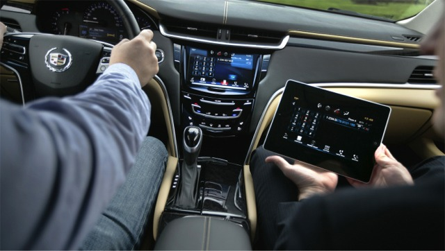 Cadillac Touch Screen repair service in Miami. Call Us Today 786-355-7660 Miami CUE Repair